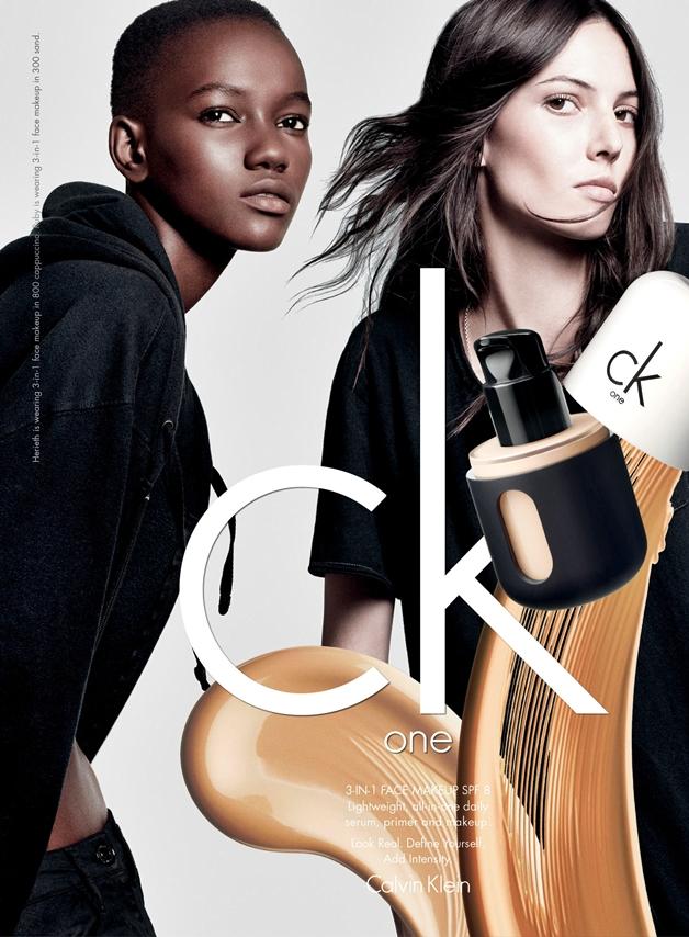 Newsflash   CK ONE color cosmetics