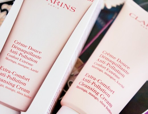 clarins creme douce anti pollution 1 - Love it! | Clarins extra-comfort anti-pollution cleansing cream