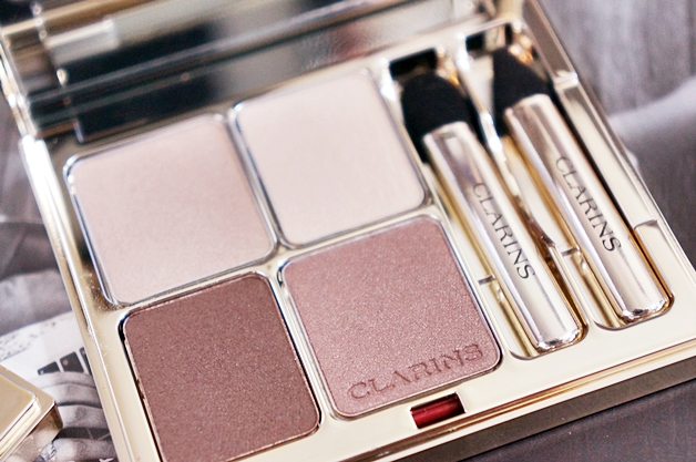clarins kerstlook 2014 5 - Clarins ladylike collectie kerstlook