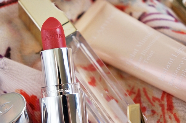 clarins make up lente 2014 5 - FOTD | Clarins Opalescence collectie spring 2014