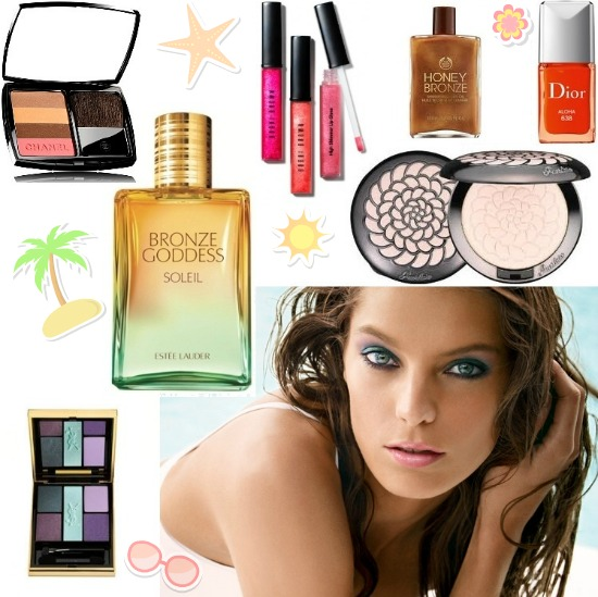 collagezomermakeup2011 - Make-up Collage | Hou de zomer vast!