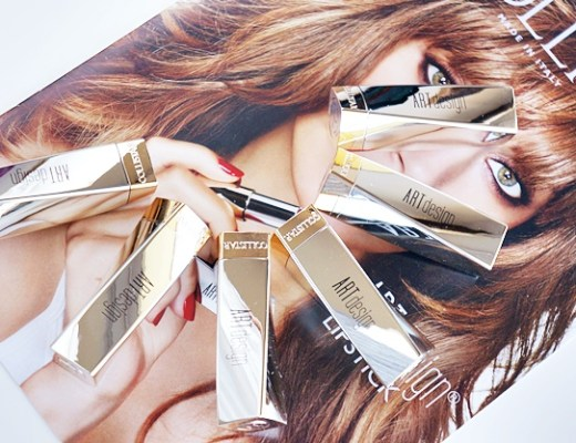 Collistar art design lipsticks