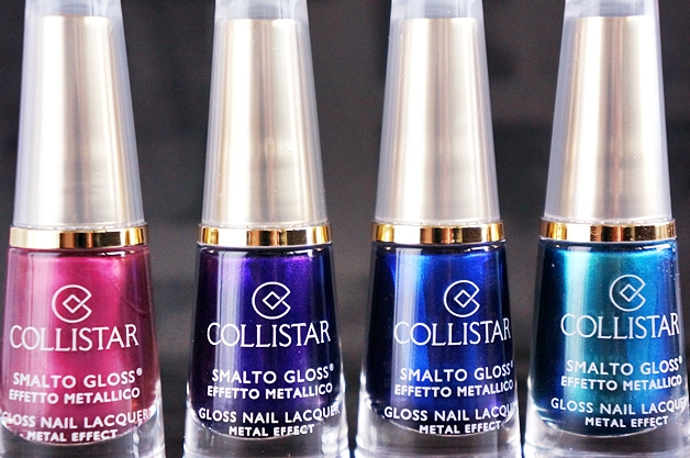 collistar gloss nail lacquer metal effect 1 - Collistar gloss nail lacquer metal effect