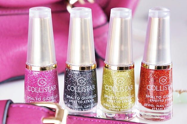 collistar jewel nail lacquer strass effect 1 - Collistar jewel nail lacquer strass effect