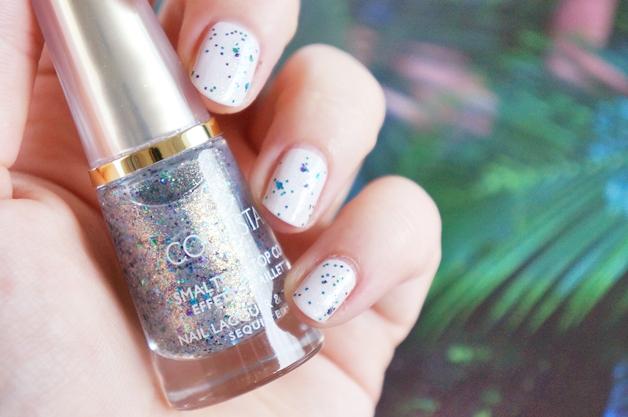 collistar nail lacquer top coat topcoat confetti effect 4 - Collistar nail lacquer & top coat confetti effect