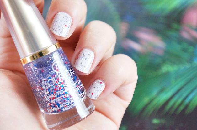 collistar nail lacquer top coat topcoat confetti effect 5 - Collistar nail lacquer & top coat confetti effect