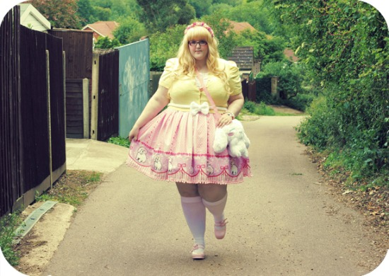 Plus Size Blog: Cupcake's Clothes