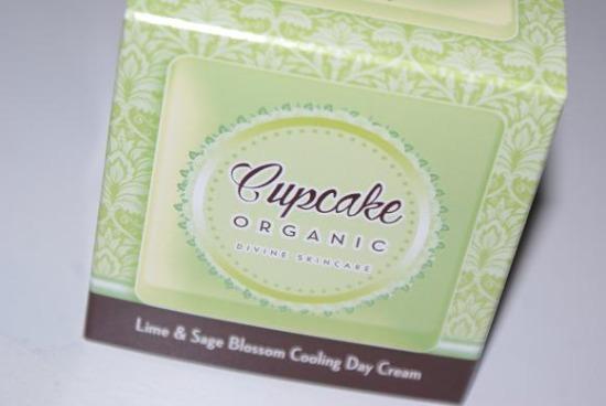 cupcakeorganiclime1 - Review: Cupcake Organic Lime & Sage Blossom