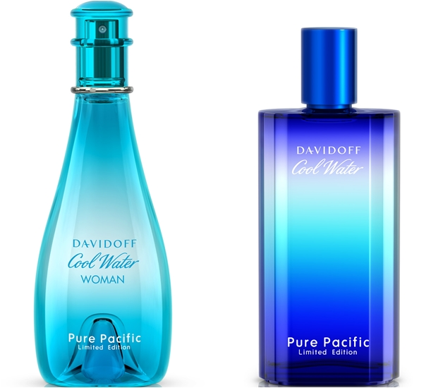 Newsflash | Davidoff Cool Water Pure Pacific