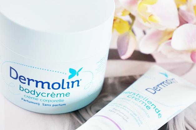 dermolin bodycreme herstellende creme 1 - Dermolin herstellende crème & bodycrème