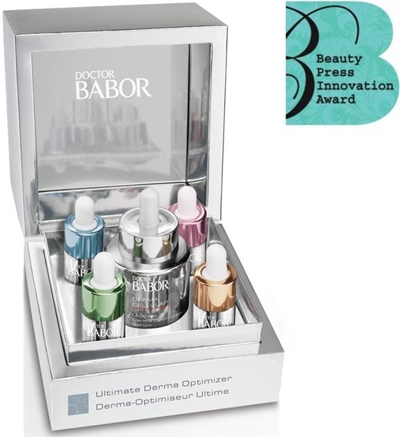 doctor babor derma cellular ultimate derma optimizer - Beauty Award 2013
