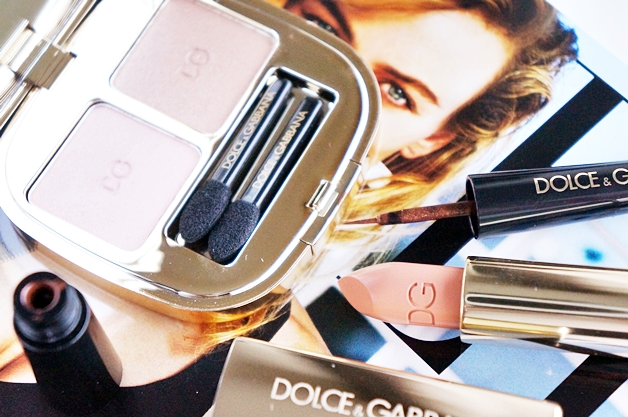 dolce gabbana make up 2 - Dolce & Gabbana everyday make-up look