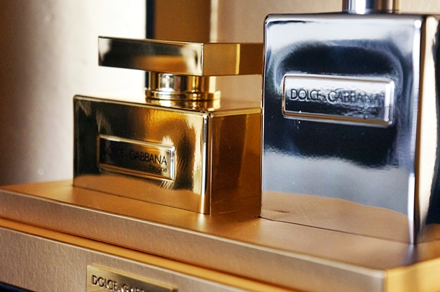 dolce gabbana the one limited gold platinum 5 - Dolce & Gabbana The One Platinum & Gold limited editions