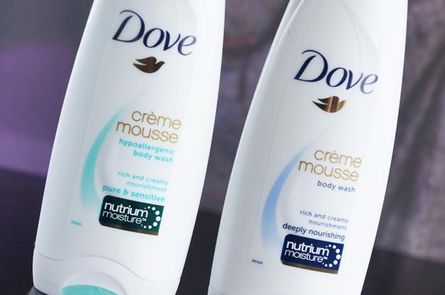 dove creme mousse 1 - Love it! | Dove crème mousse
