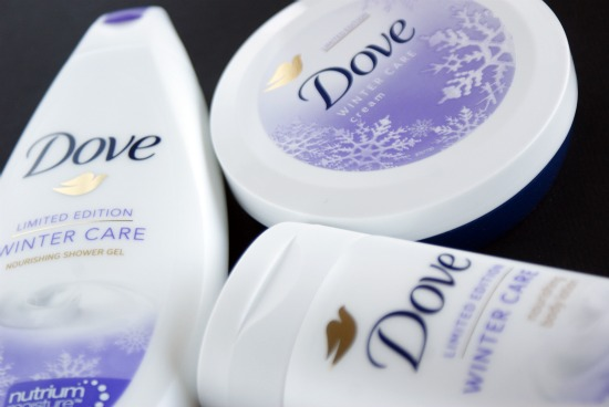 dovewintercair1 - Dove | Winter Care limited edition