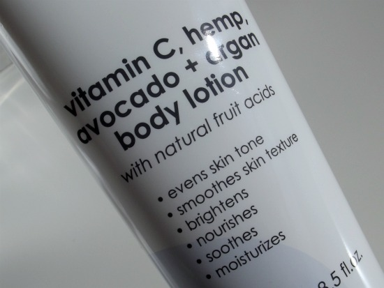emergincbodylotion2 - emerginC | Vitamin C, Hemp, Avocado + Argan body lotion