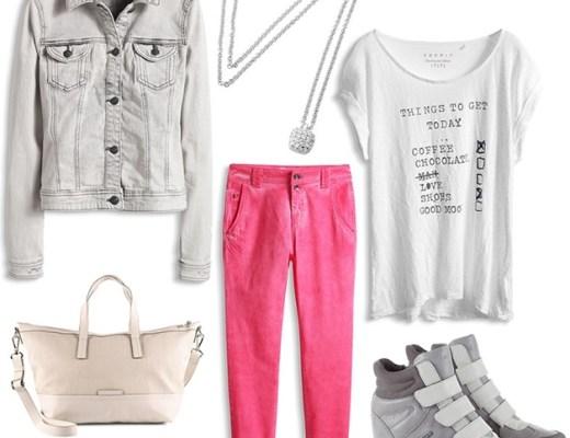 esprit inbetweenie plussize 1 - Plussize   Esprit inbetweenie outfit inspiratie