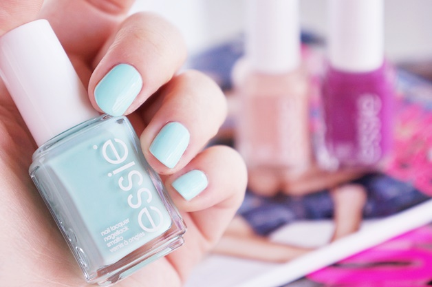 essie flowerista review swatches 5 - essie flowerista collectie (lente 2015)