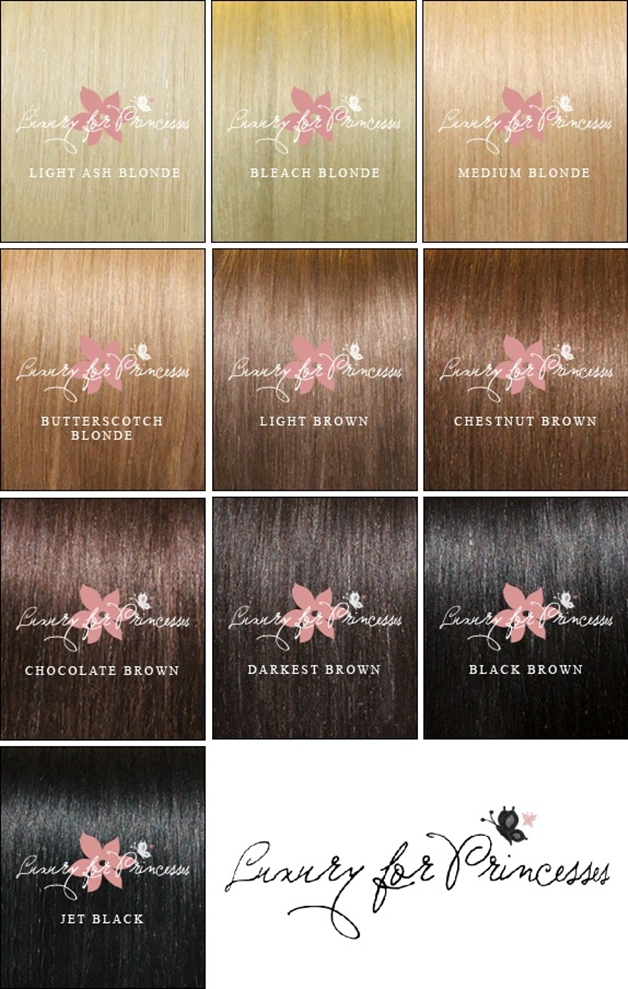 Luxury for Princesses extensions