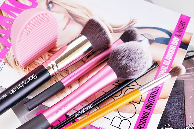 favoriete make up kwasten 1 - Mijn top 5 make-up kwasten & how-to kwasten wassen