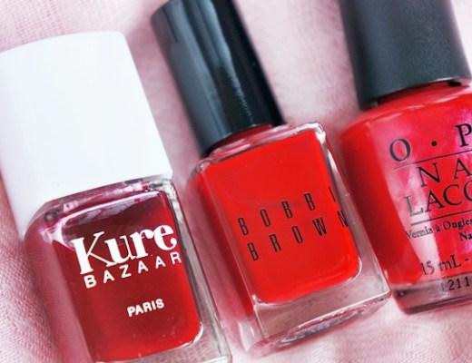 favoriete rode nagellak 1 - Mijn favoriete rode nagellak