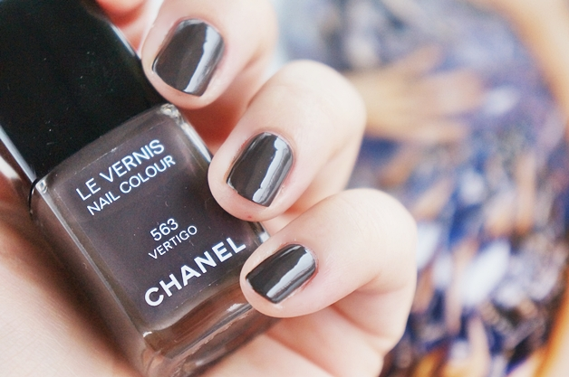 favoriete winter nagellak 2014 6 - Mijn top 5 | Winterse nagellakjes
