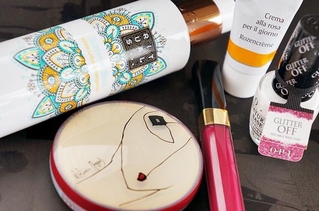 favorieten maart 2014 1 - Favoriete beautyproducten maart 2014