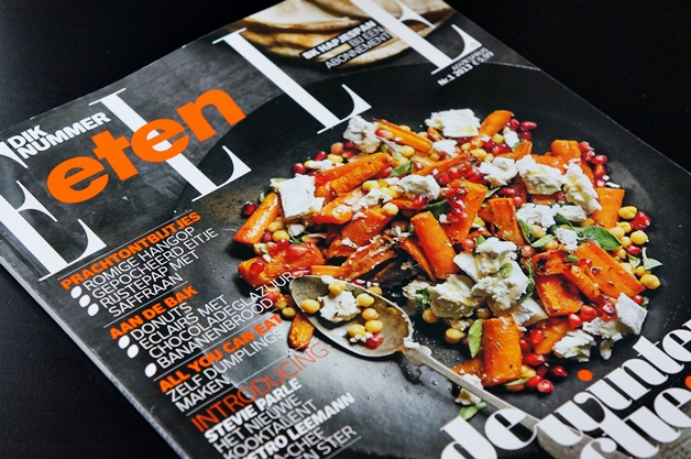 food magazines 5 - Mijn top 5 | Food magazines