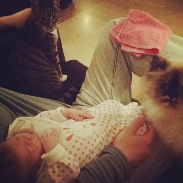 geboorte shae 5 - Welkom op de wereld, kleine meid