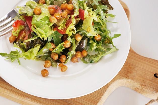 geroosterde kikkererwten recept 1 - Geroosterde kikkererwten (healthy snacktip)