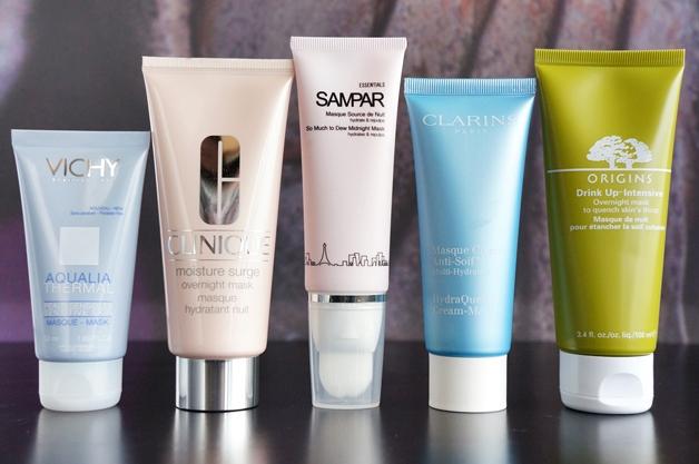gezichtsmaskers droge huid 1 - Mijn top 5 | Gezichtsmaskers voor de droge huid