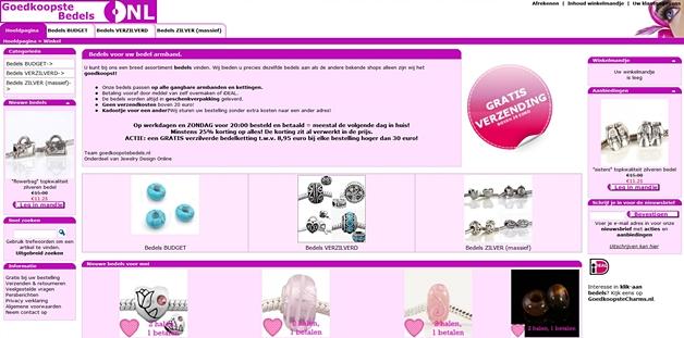 goedkoopstebedels2 - Webshop Tip! | GoedkoopsteBedels.nl