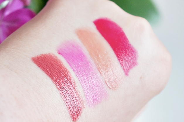 gosh velvet touch lipstick 6 - GOSH Velvet Touch lipsticks herfst/winter 2014