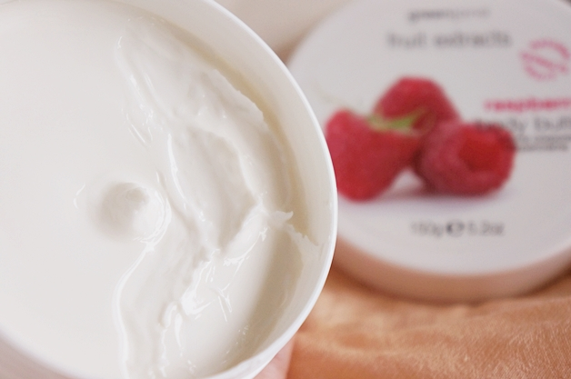 greenland fruit extracts papaya body scrub raspberry body butter 5 - Greenland fruit extracts papaya & raspberry