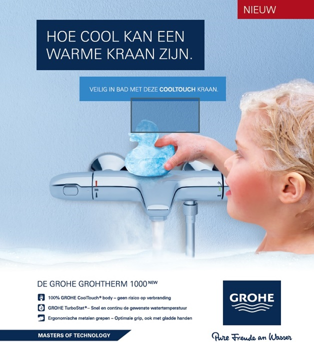 grohe cooltouch grohtherm 1000 New