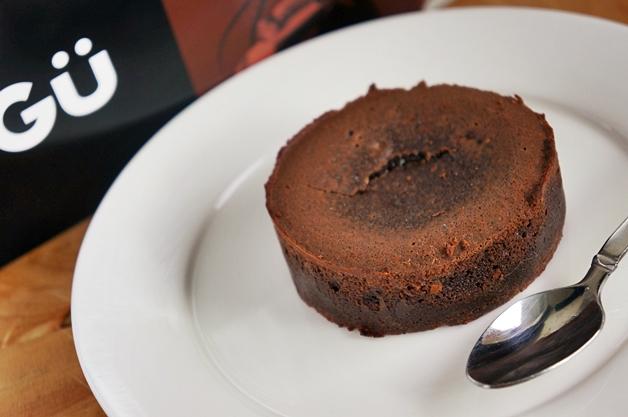 gu after dark chocolate melting middles 2 - Gü winter desserts   Cheesecake & melting chocolate