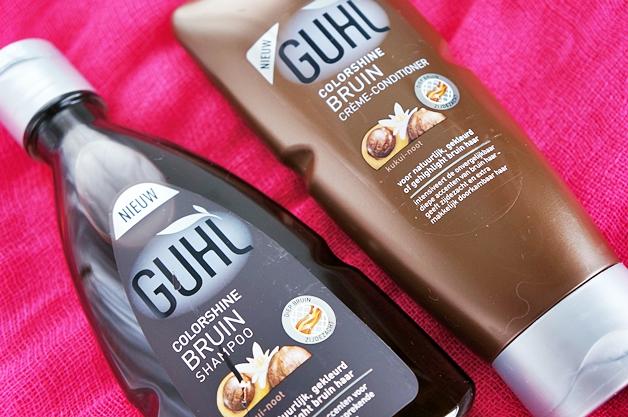 guhl colorshine bruin - New haircare | Weleda, Biosilk, Yves Rocher & Guhl