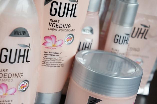 guhlrijkeverzorging1 - Guhl rijke voeding haarverzorgingslijn