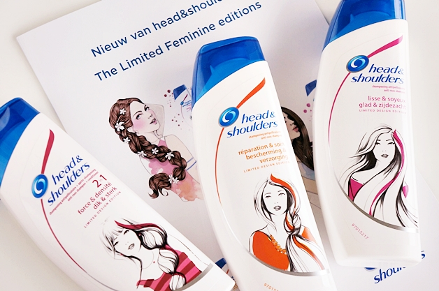 head and shoulders limited edition feminine editions - Random things & new in's #5