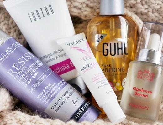 herfst beauty musthaves top 5 1 - Mijn top 5 onmisbare beautyproducten voor de herfst