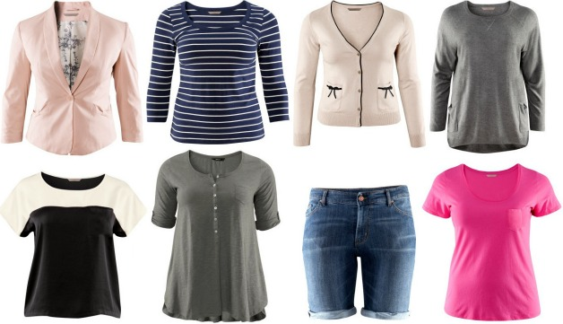 H&M+ lente collectie