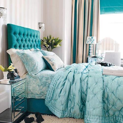 home deco turquoise10 - Inspiratie | Turquoise als accentkleur in je huis