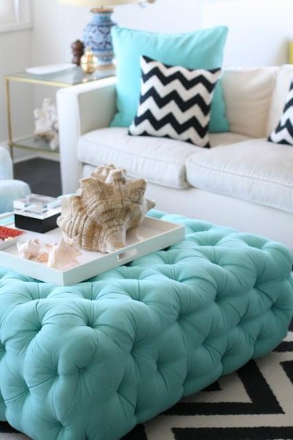 home deco turquoise15 - Inspiratie | Turquoise als accentkleur in je huis