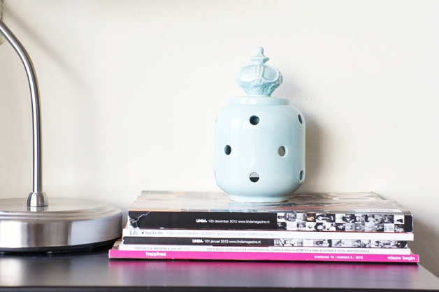 home deco turquoise27 - Inspiratie | Turquoise als accentkleur in je huis