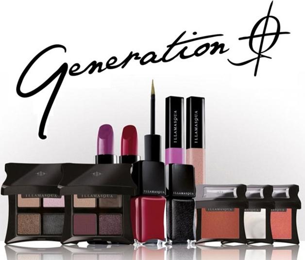 illamasquagenerationq6 - Illamasqua | Generation Q