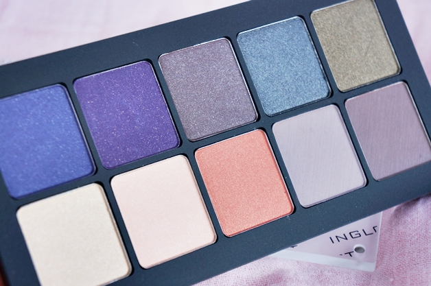inglot 10 palette 2 - INGLOT workshop
