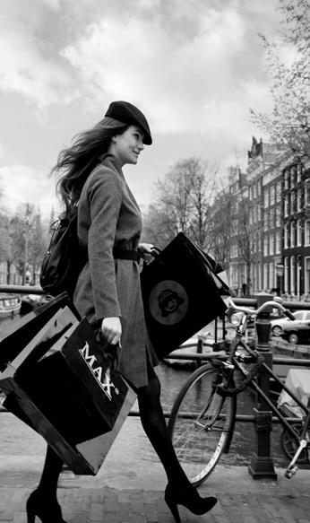 Boek een Amsterdam 'Shop till you drop' arrangement!