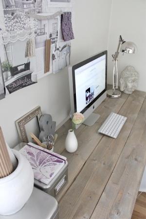 interieur kantoor inspiratie 12 - Interieur inspiratie voor je kantoor/werkkamer