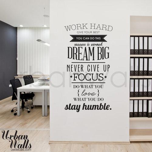 Zeer Interieur inspiratie voor je kantoor/werkkamer - Curvacious.nl  @UU93