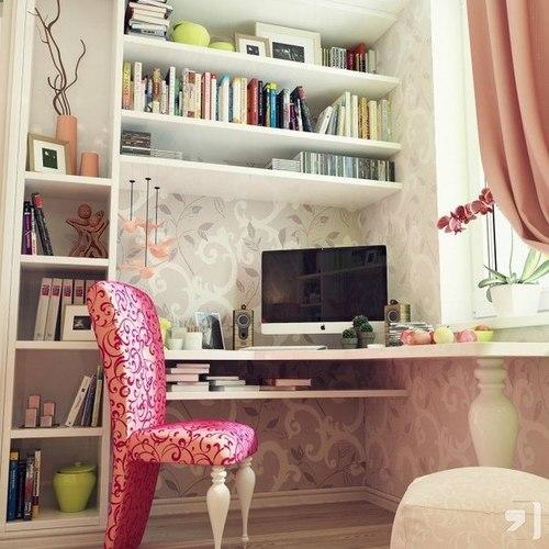 interieur kantoor inspiratie 6 - Interieur inspiratie voor je kantoor/werkkamer